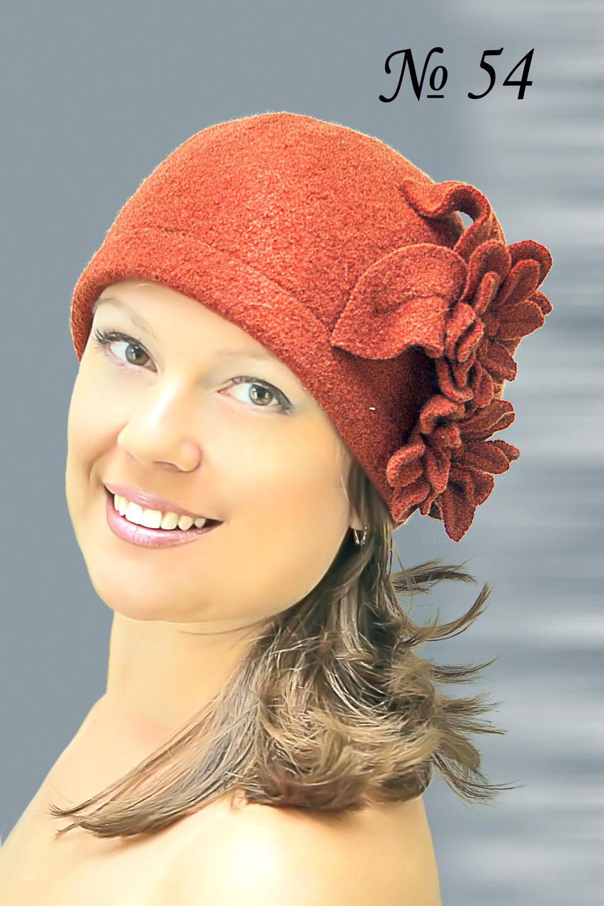 Шляпы для женщин после 50 лет