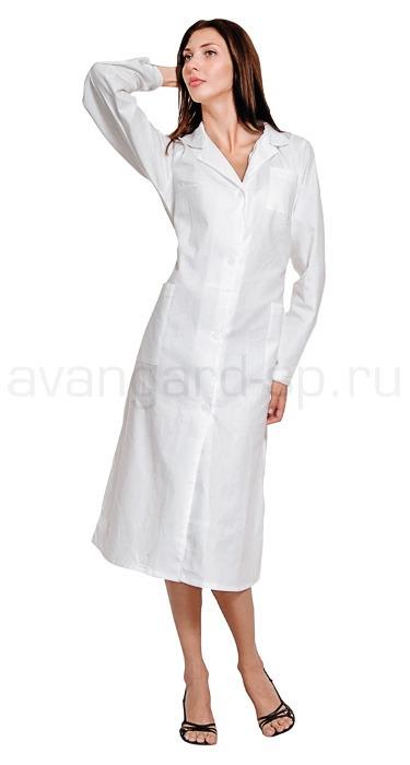 Рабочая одежда халаты 5
