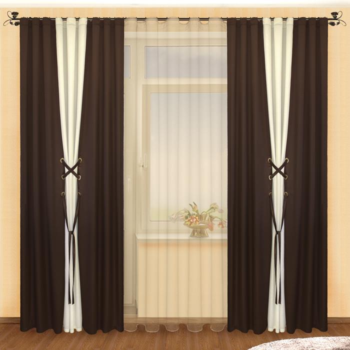 шторы для гостиной фото цена