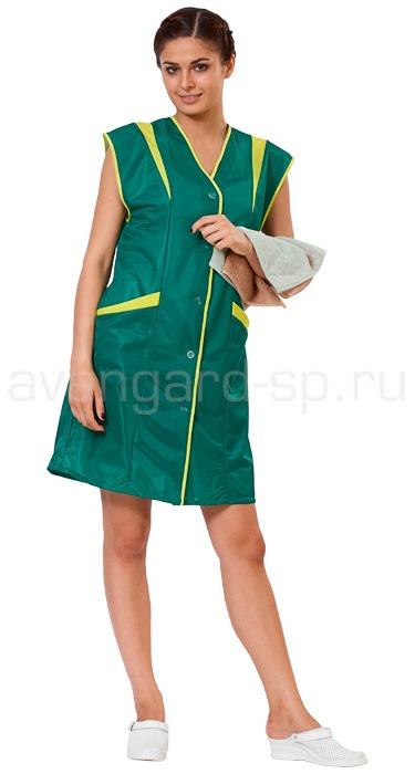 Рабочая одежда халаты 4