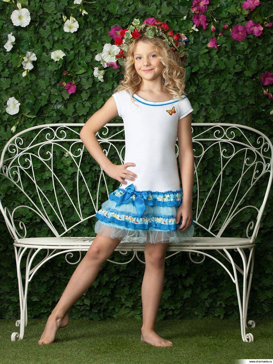 Летние платья для девочек подростков 1