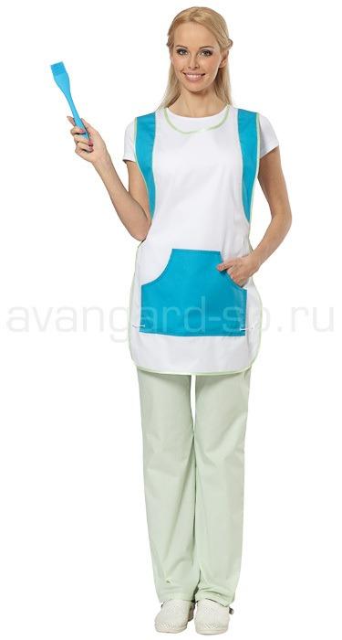 Рабочая одежда халаты 7