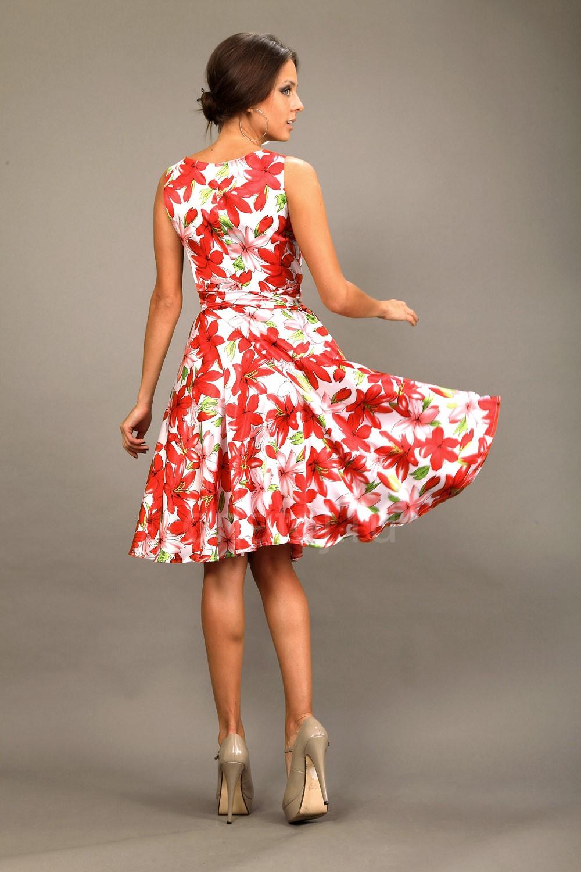 Платье С Юбкой Солнце Купить