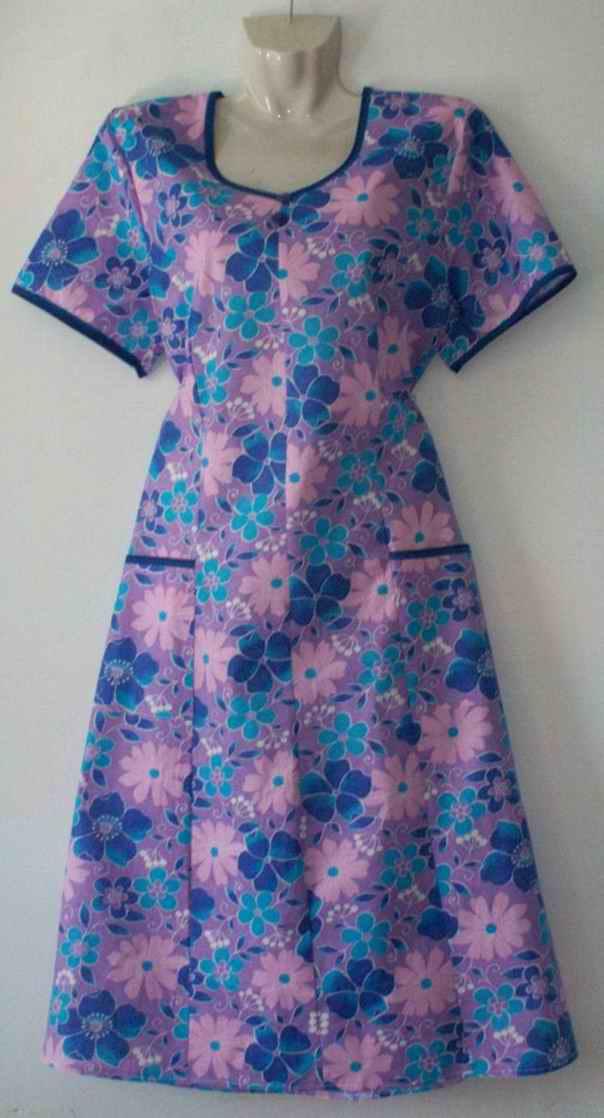 Как сшить платье из бязи своими руками быстро и без выкройки