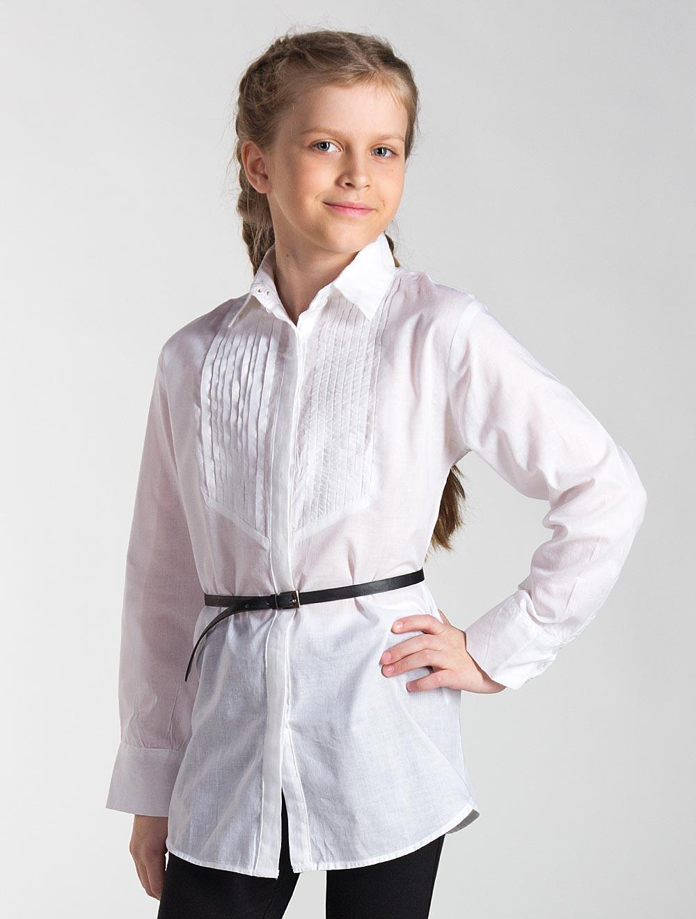 Белые Блузки Детские