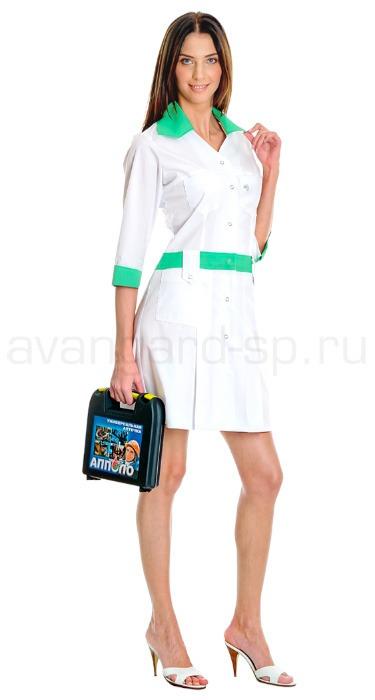 Купить медицинский халат саратов 1