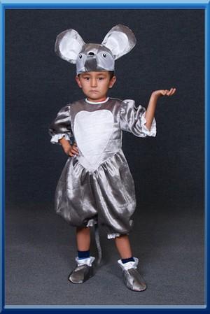 Карнавальный костюм мышь своими руками