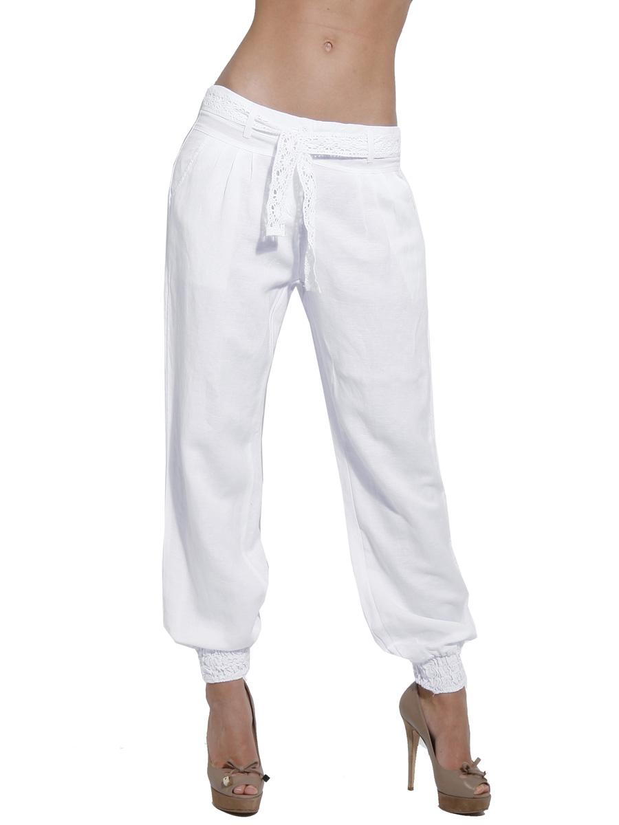 Спортивные женские брюки большого размера