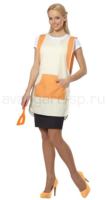 Рабочая одежда халаты 6