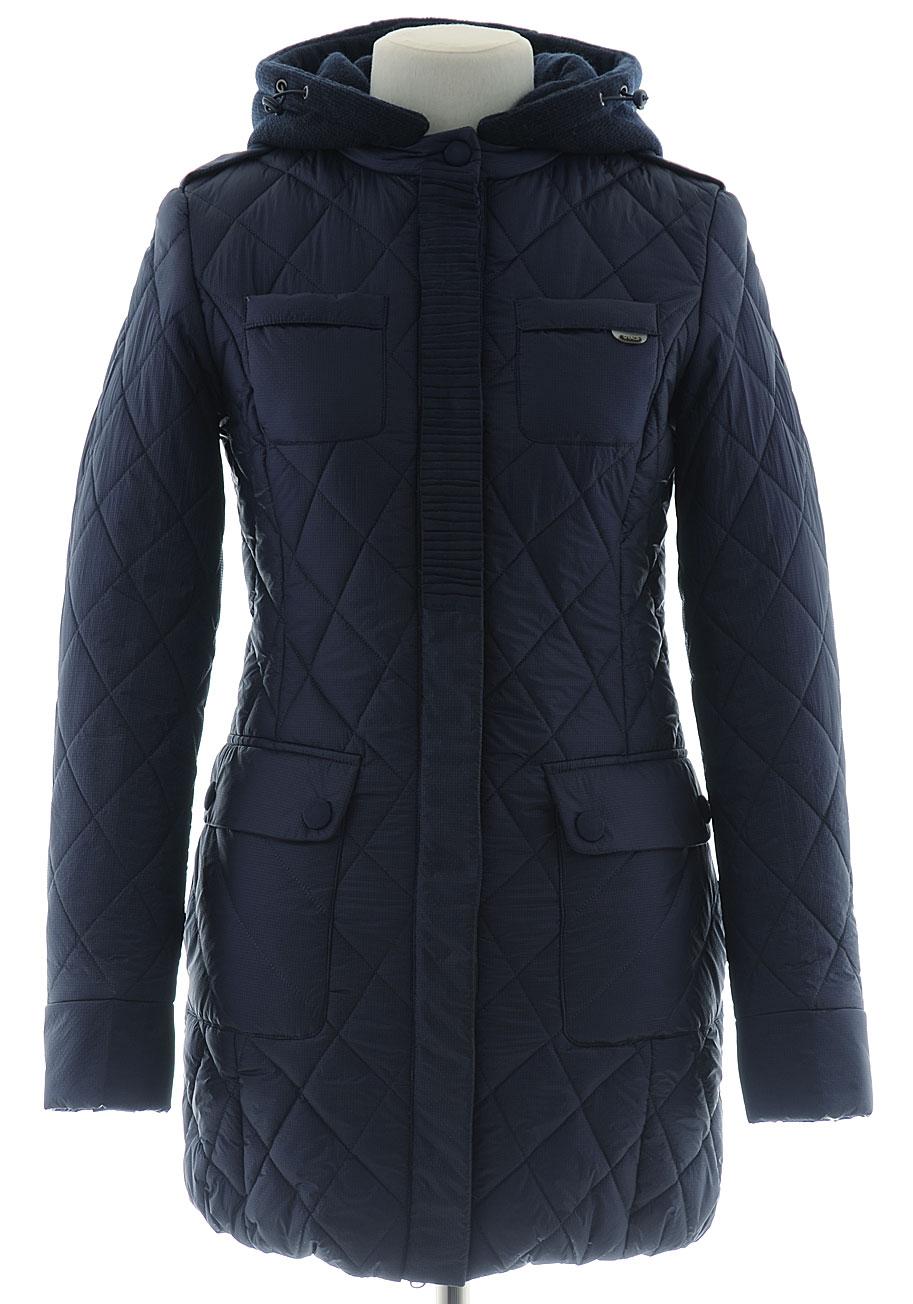 Пальто на синтепоне с капюшоном 10