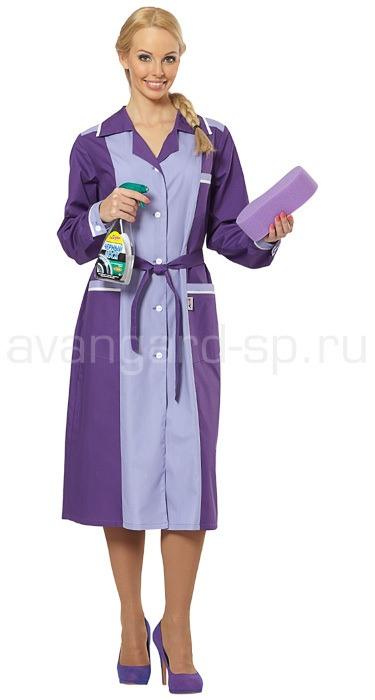Рабочая одежда халаты 2